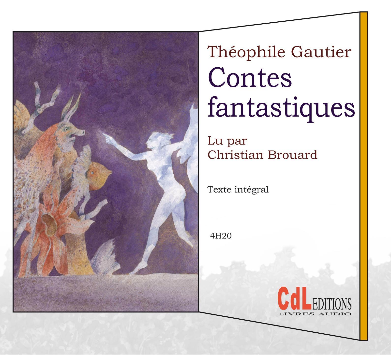 Contes fantastiques - MP3