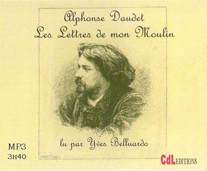 Les Lettres de mon Moulin - MP3