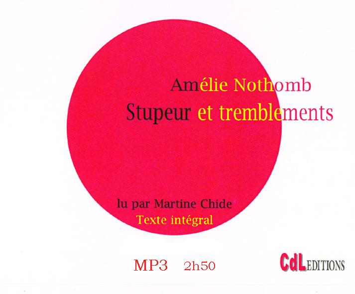 Stupeur et tremblements - MP3