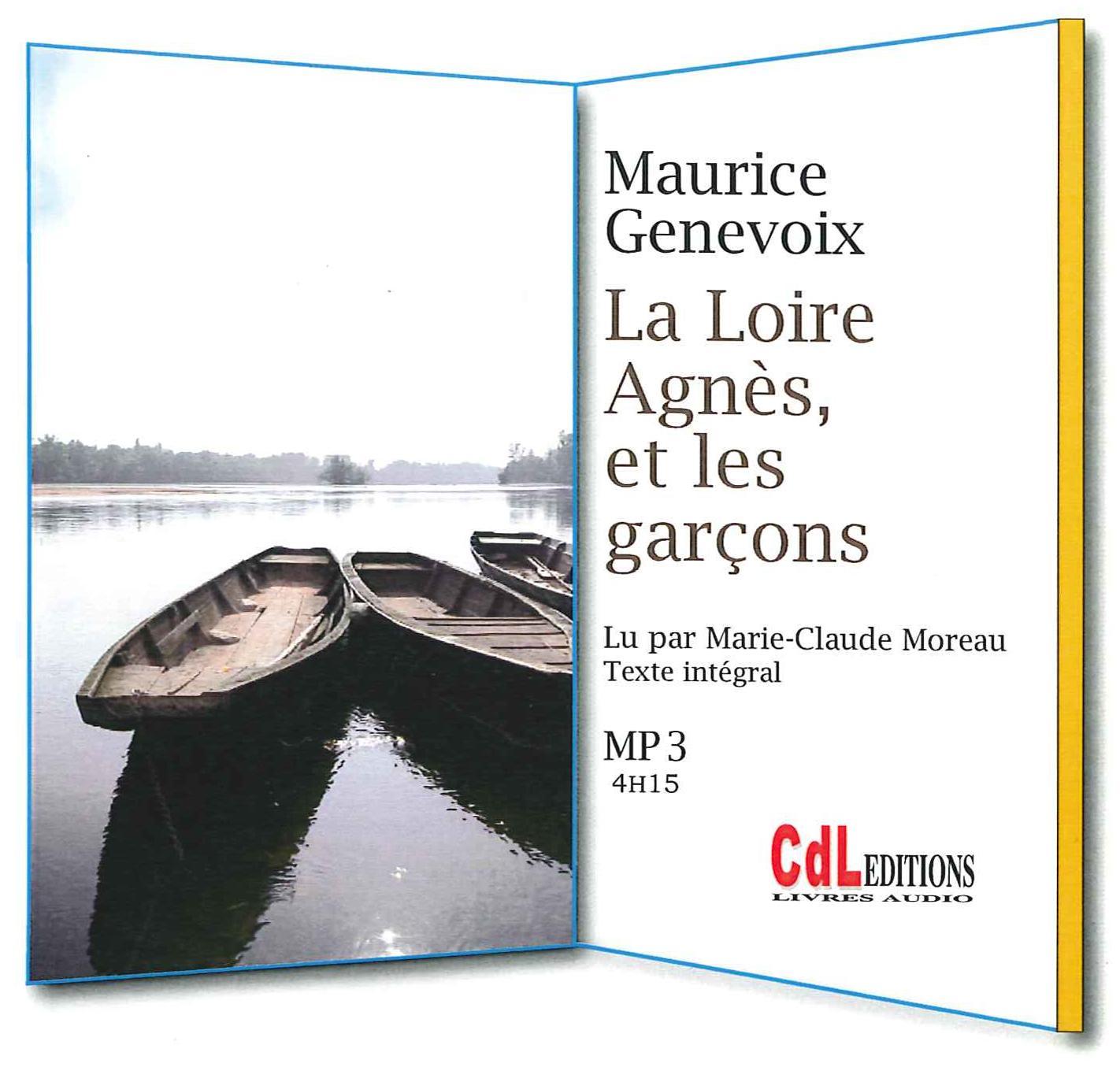 La Loire, Agnès et les garçons - MP3