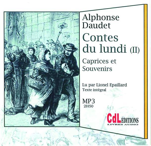 Contes du Lundi - Caprices et Souvenirs - MP3