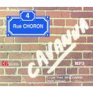 4, rue Choron MP3