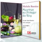 Meurtres au Potager du Roy 2CD - MP3